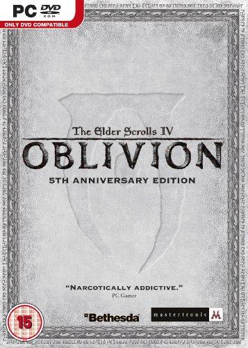The Elder Scrolls IV Oblivion: 5th Anniversary Edition (Mastertronic) (PC・輸入版)