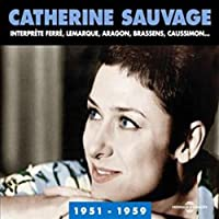 Catherine Sauvage 1951-1959 (2CD) by Catherine Sauvage