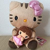 ハローキティ×しょこたん中川翔子コラボ 飼い猫マミタスぬいぐるみ 2007年製 サンリオ タグ付き