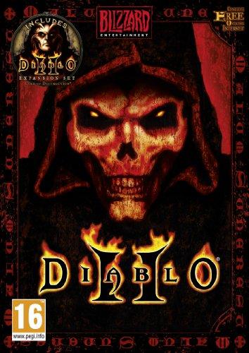 Diablo 2 + Expansion Set (PC) (輸入版)