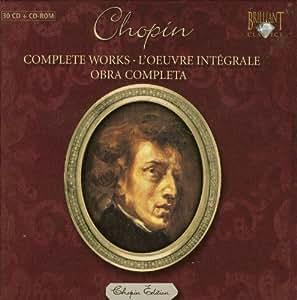 ショパン:作品全集(30枚組)(Chopin:Complete Works)