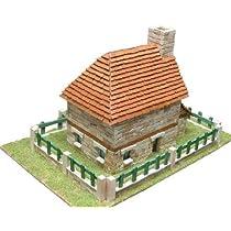 Maquette en céramique - Maison de campagne 1