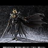 牙狼<GARO>~闇を照らす者~ 魔戒可動 黄金騎士 ガロ 流牙Ver. 全高約19cm ABS&PVC製 フィギュア