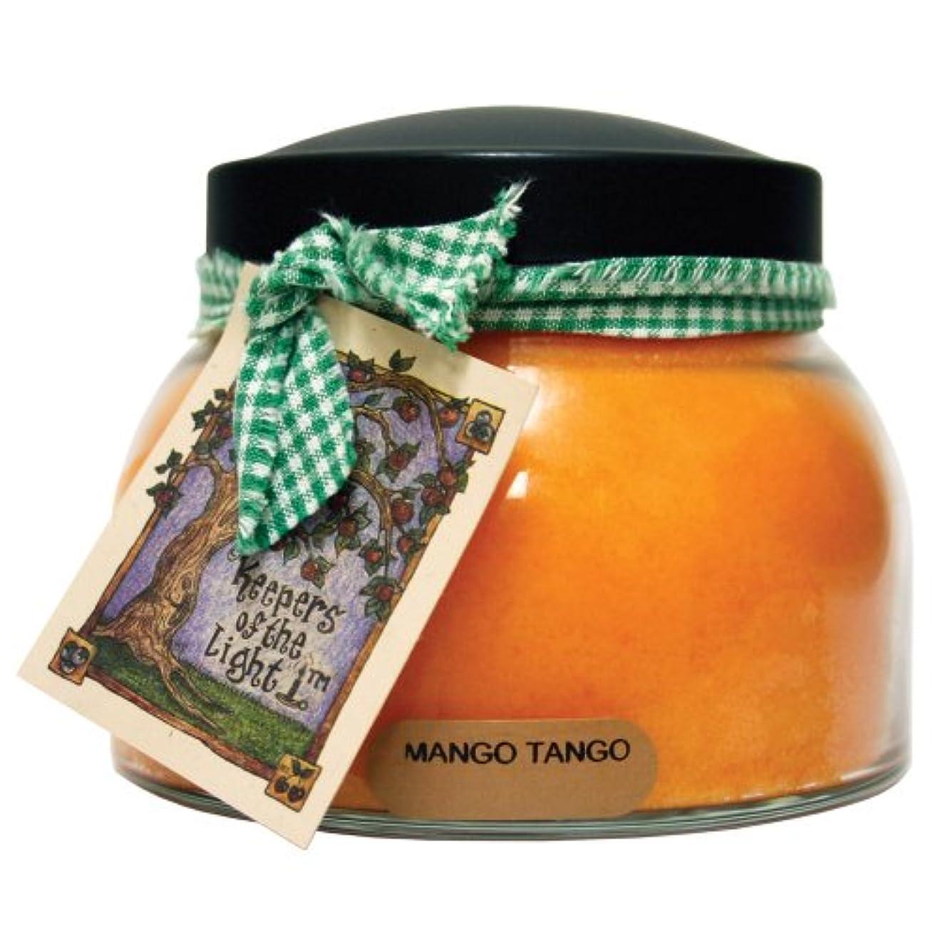 ビールお気に入り乏しいA Cheerful Giver Mango Tango ベイビージャーキャンドル 22oz JM83