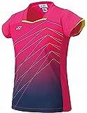 (ヨネックス)YONEX WOMEN フィットシャツ 20271 604 スマッシュピンク M