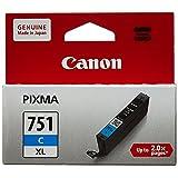Canon Inkjet Cartridges CLI-751C XL