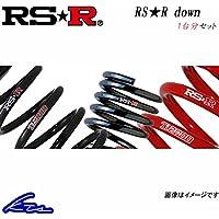 RS-R RS-Rダウン 1台分 ダウンサス ノア ZRR85G T935W