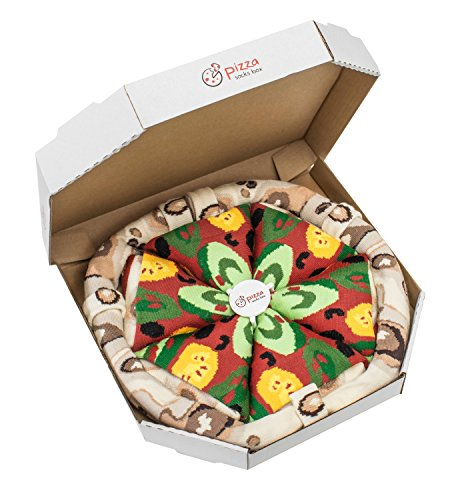 Pizza Socks Box SOCKSHOSIERY メンズ