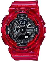 [カシオ]CASIO 腕時計 BABY-G ベビージー BA-110CR-4AJF レディース