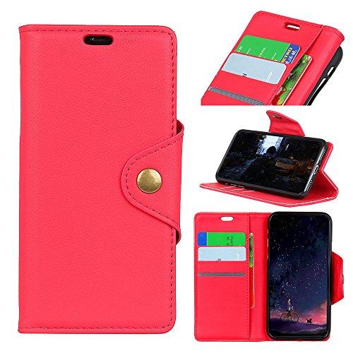 Xiaomi Mi 8 Youth Version シェル, LoveBee Xiaomi Mi 8 Youth Version レザー 財布 シェル 本 設計 ?と フリップ カバー 且つ 立つ [クレジット カード スロット] カバー シェル の Xi