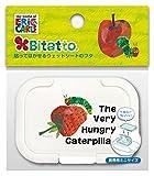テクセルジャパン Bitatto ビタット ウェットシートのふた ミニサイズ はらぺこあおむし あおむしとイチゴ