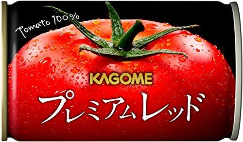 カゴメ プレミアムレッド 高リコピントマト50%使用(食塩無添加) 160g×30本 B00EXKOFCW 1枚目