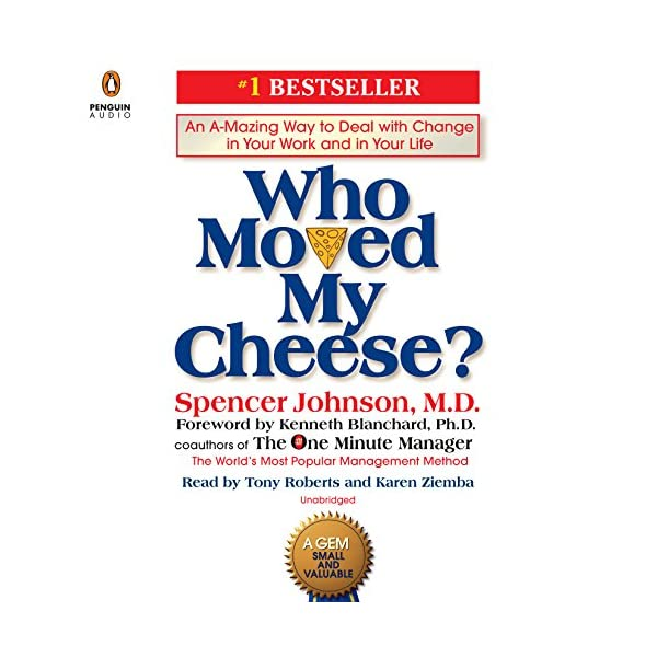 Who Moved My Cheese?: An...の商品画像