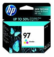 HP 97 (C9363WN) Ink Cartridge (Multicolor) In Retail Packaging [並行輸入品]