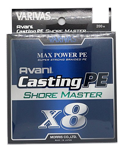 アバニ キャスティングPE マックスパワー X8 ショアマスター 200M 1.5号.