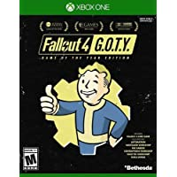 Fallout 4 Game of the Year Edition (輸入版:北米) - XboxOne