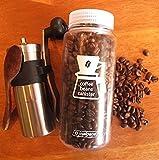 NALGENE(ナルゲン) コーヒービーンズキャニスター150g 0.5L 91280