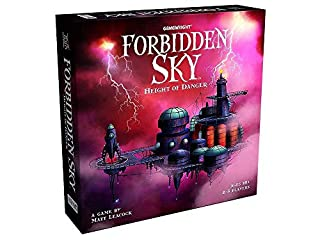 Forbidden Sky Board Game (B07CXZD92P) | Amazon price tracker / tracking, Amazon price history charts, Amazon price watches, Amazon price drop alerts