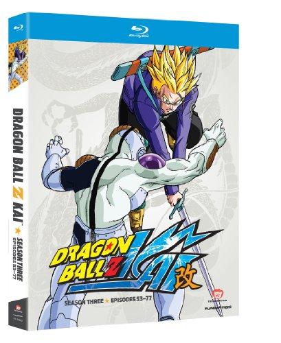[画像:Dragon Ball Z Kai: Season 3 [Blu-ray] [Import]]