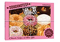 DoughNotes: 12 Notecards, Envelopes, and Address Labels