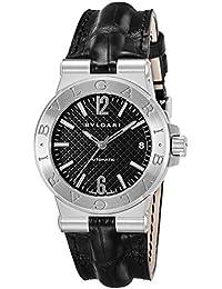 [ブルガリ]BVLGARI 腕時計 ディアゴノ ブラック文字盤 DG35BSLD メンズ 【並行輸入品】