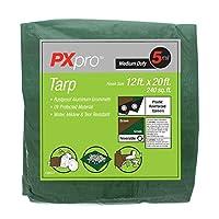 pxpro Tarp 12 Feet x 20 Feet PXPMDT1220