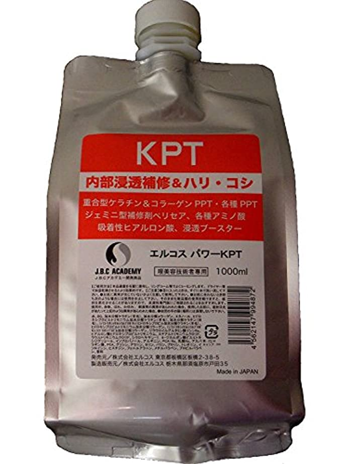 想定常習的連帯エルコス パワー KPT 1000ml 業務用