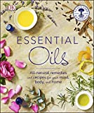 Essential Oils: All-natural remedies and recipes for your mind, body and home (English Edition) 画像
