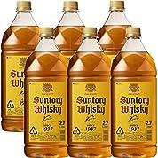 サントリー 角瓶 ペット 2.7L×6本