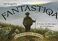 ファンタスティカ リュックサックエディション Fantastiqa: The Rucksack Edition 並行輸入品