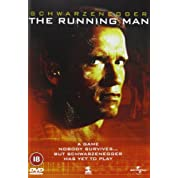 The Running Man [DVD] [Import]