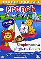 French for Kids DVD Set: Simple Words & Number and Colours