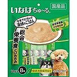 いなば ちゅ~る 総合栄養食 とりささみ 猫用おやつ 14g×8本