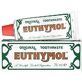 Euthymol オリジナル歯磨き粉 75ml 並行輸入品 Euthymol Original Toothpaste 75 Ml