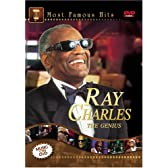 RAY CHARLES THE GENIUS [DVD] SIDV-09008