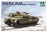 TAKOM 1/35 イスラエル国防軍 メルカバMk.1 ハイブリッド プラモデル TKO2079