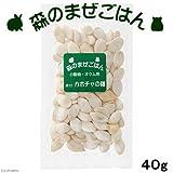 ペットプロジャパン 小動物・オウム用おやつ 森のまぜごはん 皮付カボチャの種 40g