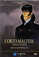 Corto Maltese - Teste E Funghi [Italian Edition]
