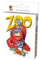 Zoo Playing Cards for Kids [並行輸入品]