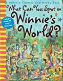 What Can You Spot in Winnie's World? (Winnie the Witch)