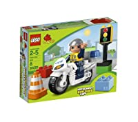 LEGO Police Bike 5679  並行輸入品
