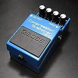 BOSS/CS-3 Compression Sustainer