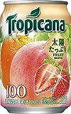 トロピカーナ 100% フルーツブレンド 缶 280g