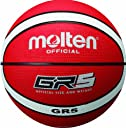 molten(モルテン) バスケットボール ゴム5号 BGR5-RW