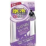 【マンダム】ギャッツビー アイスデオドラントボディペーパー アイスフルーティ 徳用(医薬部外品) 30枚入り ×5個セット