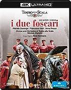 ヴェルディ : 歌劇《二人のフォスカリ》 (Verdi:I due Foscari / Teatro alla Scala, Domingo) [Ultra HD Blu-ray] [日本語帯・解説付]