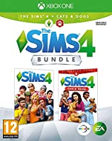 The Sims 4 Plus Cats and Dogs Bundle (Xbox One) (輸入版)
