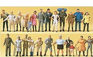 Preiser プライザー 14413 H0 1/87 人々 人形 フィギュア