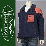 (マナスタッシュ) MANASTASH トラバース・ジャケット フリース+ヘンプ・ツイル TRAVERSE JACKET 7162020-87 M
