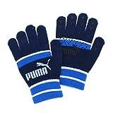 PUMA ジャパン PUMA キッズ ボーイズ ニット手袋 のびのび手袋 Sサイズ 小学校低学年 中学年 高学年向け すべり止め付 スポーツ手袋